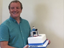 Graeme Bailey Celebrates 25 Years at Business Micros
