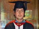 Ben Becomes First Business Micros Sponsored Graduate